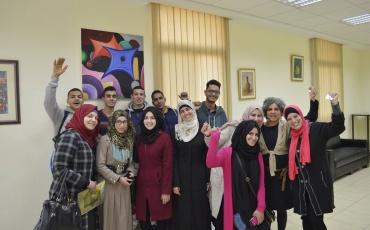البرنامج الثقافي - مشروع إبدأ الشبابي